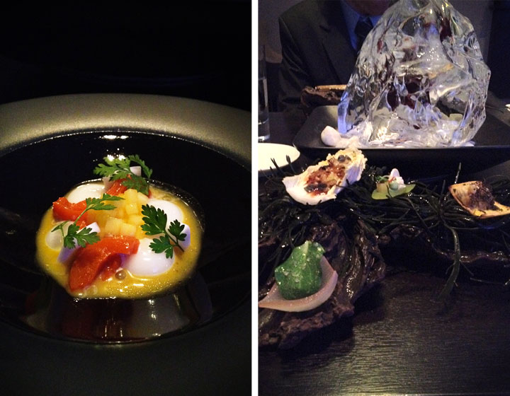 Awesome on our last visit to alinea we had a twelve course for Cuisine origin alinea